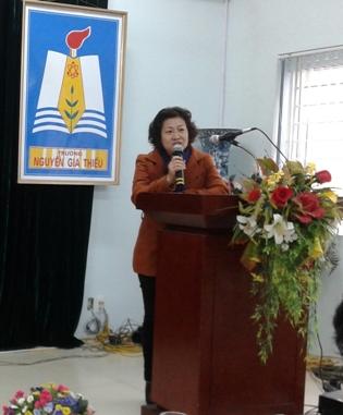 Ngày hội Văn hóa - Thể thao - Công nghệ thông tin cụm trường THPT Gia Lâm - Long Biên