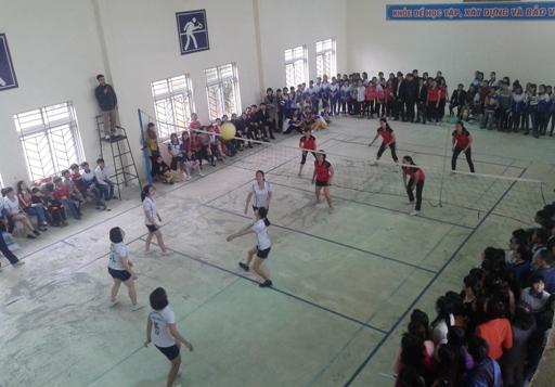 Ngày hội Văn hóa - Thể thao cán bộ, giáo viên, nhân viên  ngành GD&ĐT Phúc Thọ