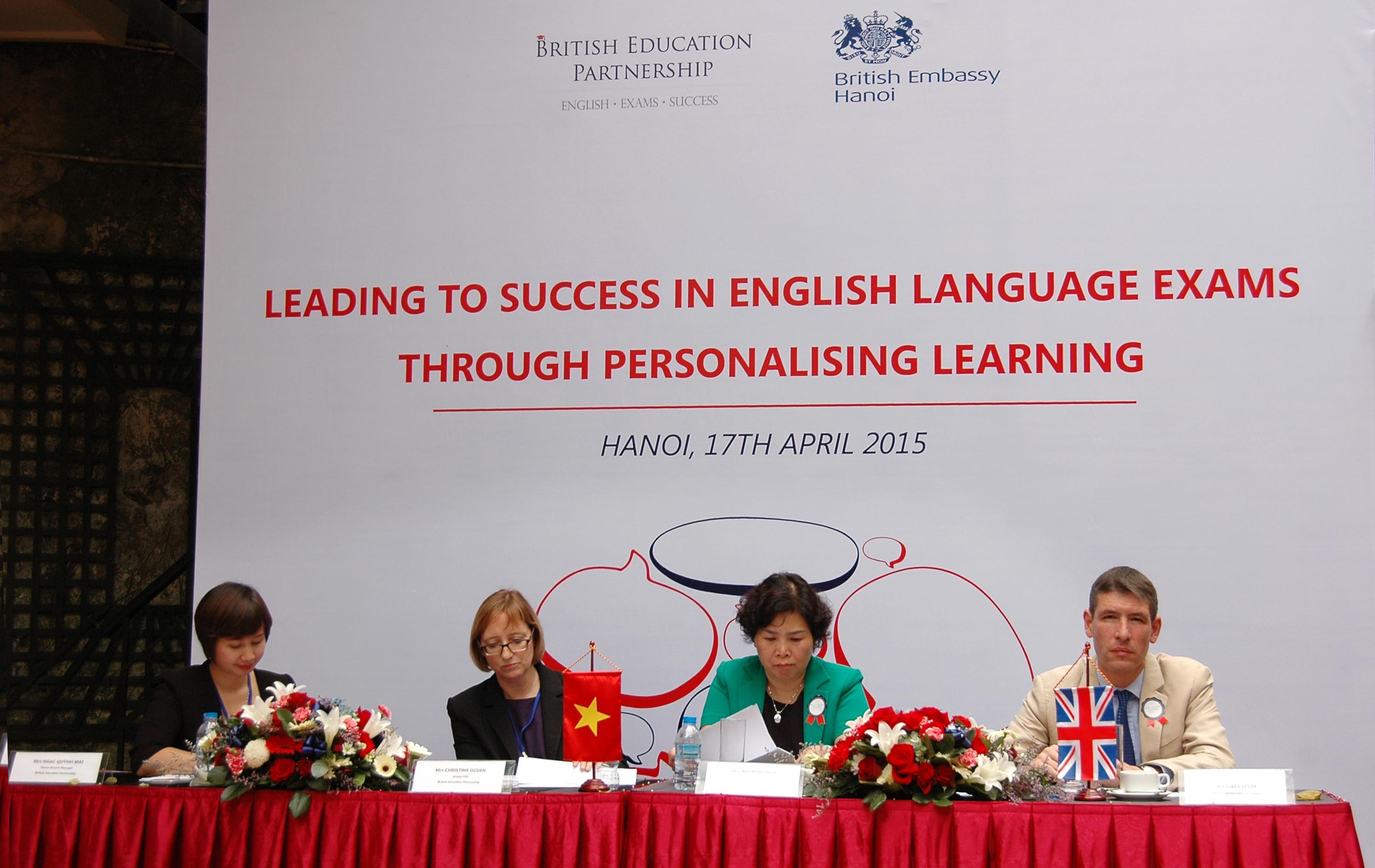 Phương pháp dạy học Tiếng Anh mới giúp học sinh đạt kết quả cao